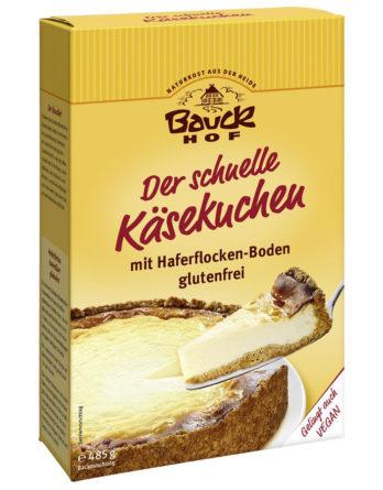 Bauckhof Der schnelle Käsekuchen