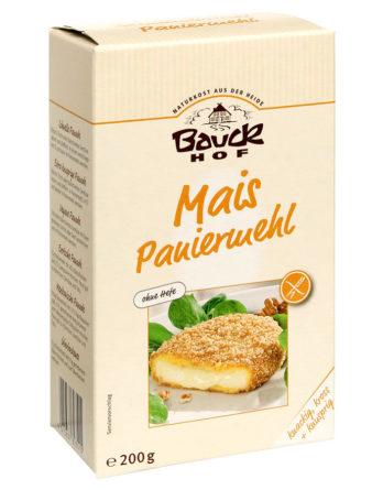 Bauckhof Mais Paniermehl glutenfrei
