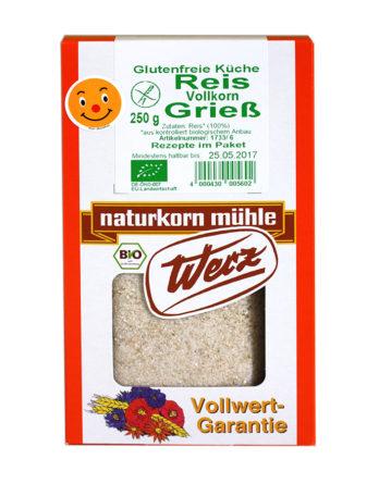 Werz Reis Grieß