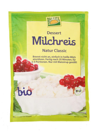 Bio Vita Milchreis Natur