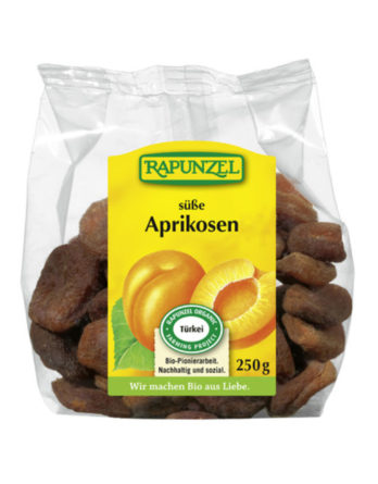 Rapunzel Aprikosen süß