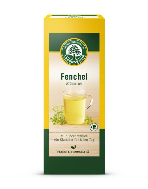 Lebensbaum Tee Fenchel