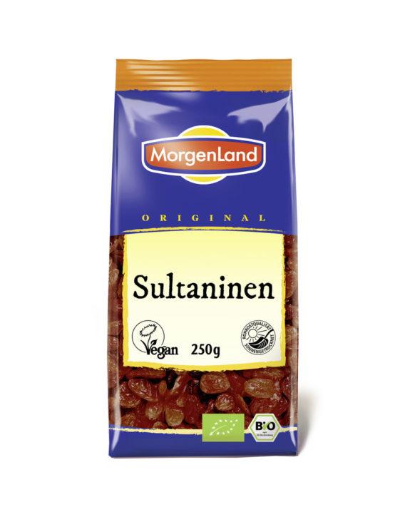 Morgenland Sultaninen ungeschwefelt