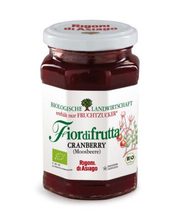 Rigoni di Asagio Fiordifrutta Cranberry
