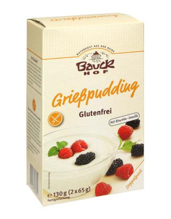 Bauckhof Grießpudding glutenfrei