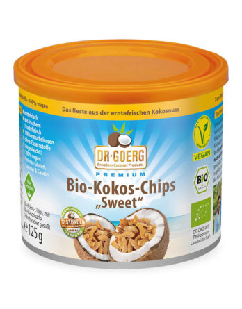 Dr. Goerg Bio-Kokos-Chips Sweet