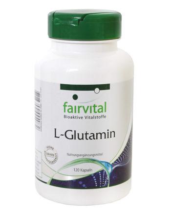 Fairvital L-Glutamin