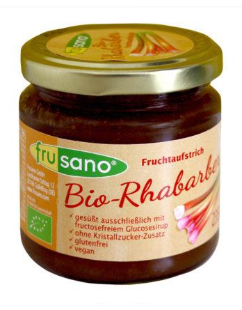 Frusano Fruchtaufstrich Rhabarber