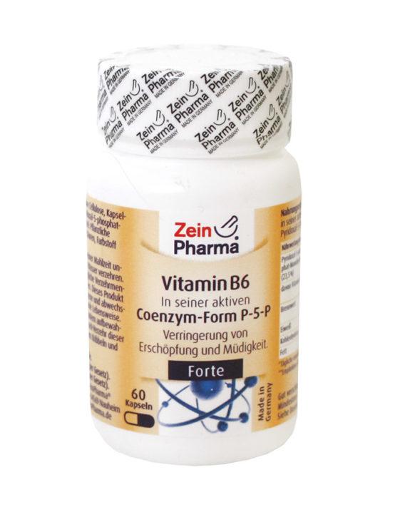 Zeinpharma Vitamin B6 P-5-P