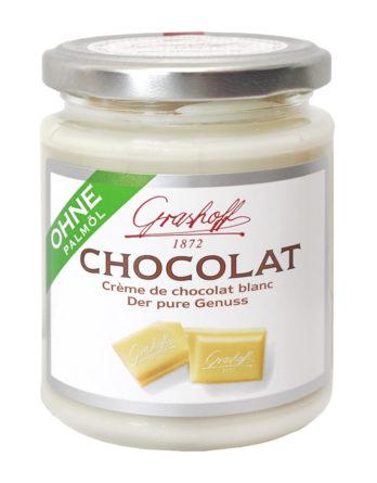 Grashoff Der Pure Genuss Weisse Schokoladencreme