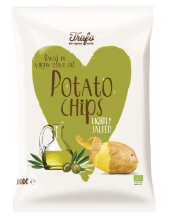 Trafo Kartoffel Chips Natives Olivenöl