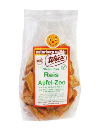 Werz Reis Apfel-Zoo glutenfrei