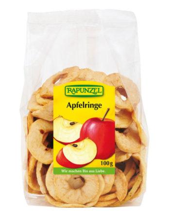 Rapunzel Apfelringe