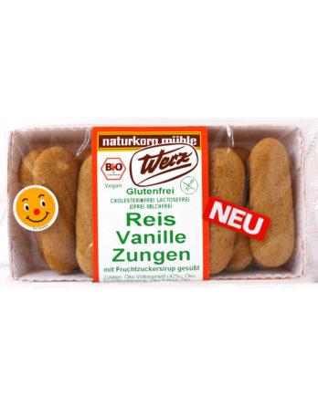 Werz Reis Vanille Zungen