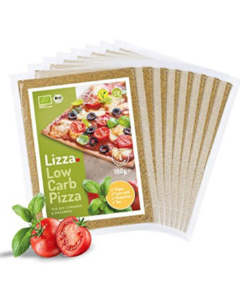 Lizza Low Carb Pizzateig